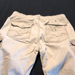 Levi's cargo shorts